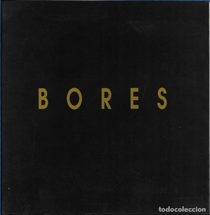 BORES. CATALOGO EXPOSICION GALERIA SUMMERS. RETROSPECTIVA. 1943-1958 (Arte - Catálogos)