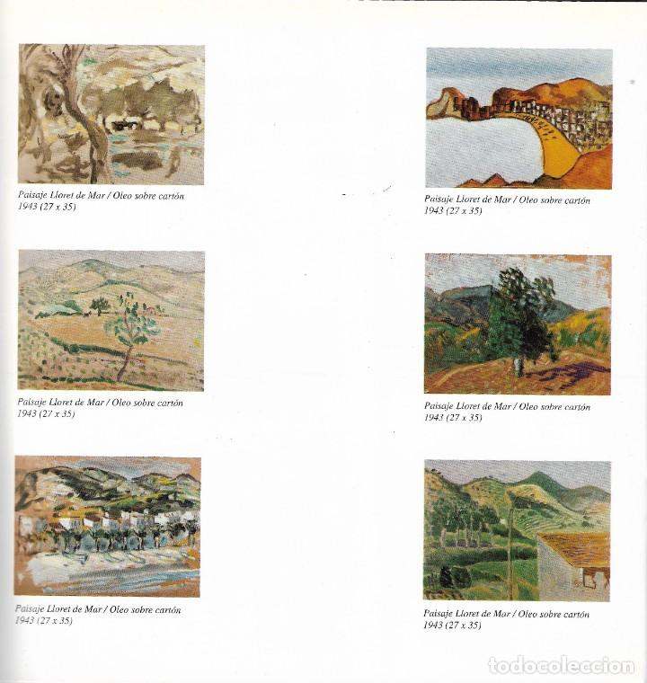 Arte: BORES. CATALOGO EXPOSICION GALERIA SUMMERS. RETROSPECTIVA. 1943-1958 - Foto 3 - 251805135