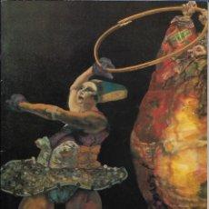 Arte: ALCORLO. CATALOGO EXPOSICION GALERÍA BIOSCA. MAYO 1990.. Lote 251874920
