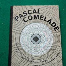 Arte: PASCAL COMELADE. Y SU ORQUESTA DE INSTRUMENTOS DE JUGUETE. KRTU 2003. Lote 251965720