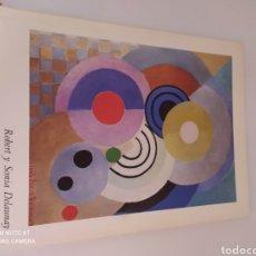 Arte: ROBERT Y SONIA DELAUNAY FUNDACIÓN JUAN MARCH. Lote 253115505
