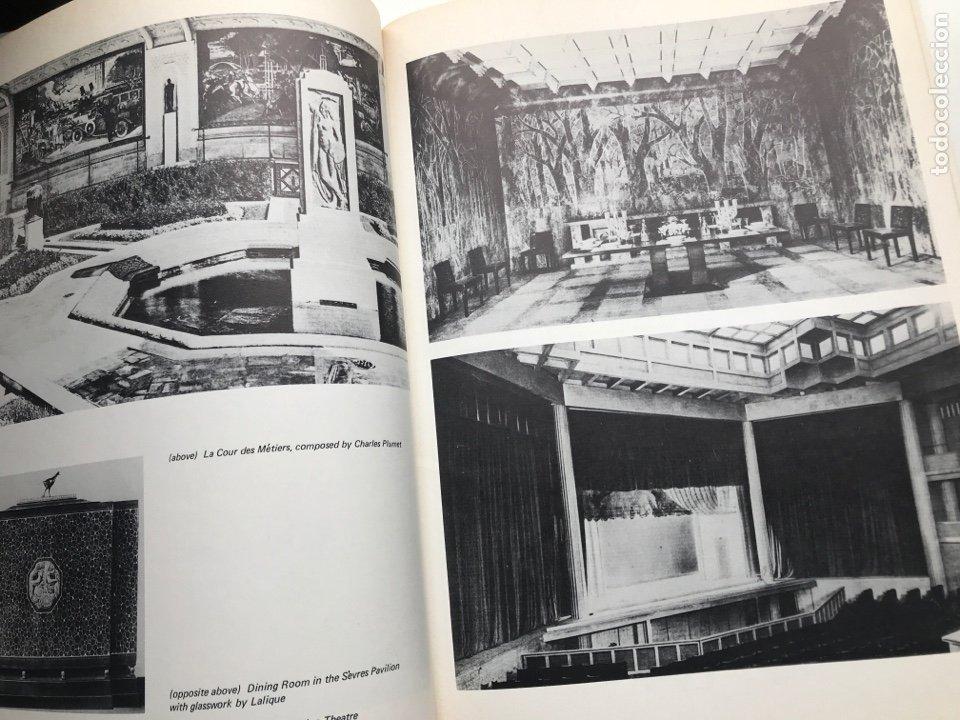 Arte: Envío 8€. Libro ARTs DECOratifs de1925, mide 29,5x21,5cm con108pag mas portadas - Foto 3 - 253416155
