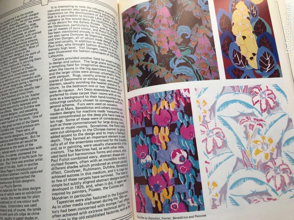 Arte: Envío 8€. Libro ARTs DECOratifs de1925, mide 29,5x21,5cm con108pag mas portadas - Foto 4 - 253416155
