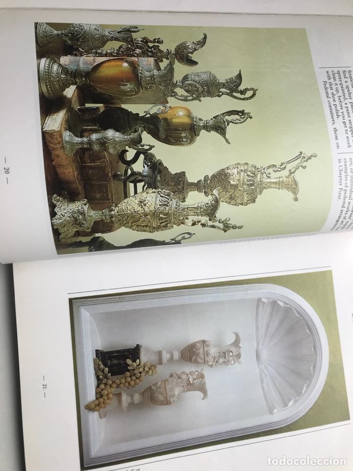 Arte: Envío 8€. Libro FLOWER ARRANGERS BIBLE por Derek Bridges, mide 28x21,5cm con144pag mas portadas - Foto 2 - 253416780