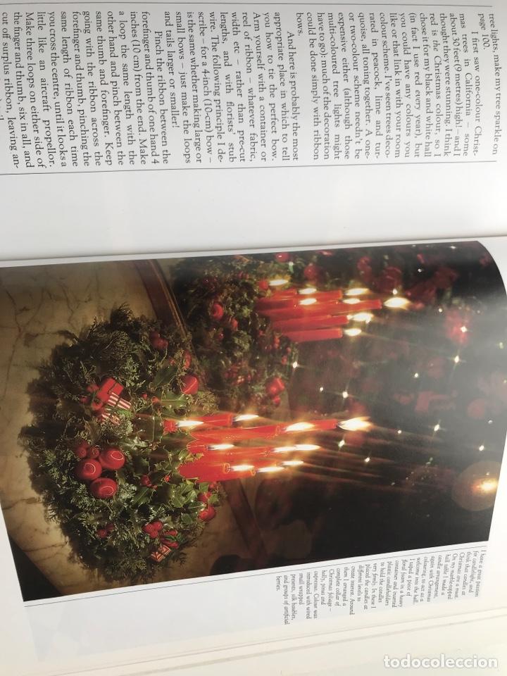 Arte: Envío 8€. Libro FLOWER ARRANGERS BIBLE por Derek Bridges, mide 28x21,5cm con144pag mas portadas - Foto 6 - 253416780