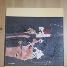 Art: MANOLO MILLARES (14 DICIEMBRE 1988 / 14 ENERO 1989, PALAU SOLLERIC). Lote 253937315