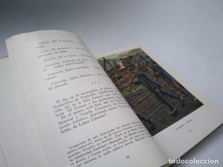 Arte: Sala Gaspar de Barcelona. Actividades artísticas 1943-1944 - Foto 2 - 254222895