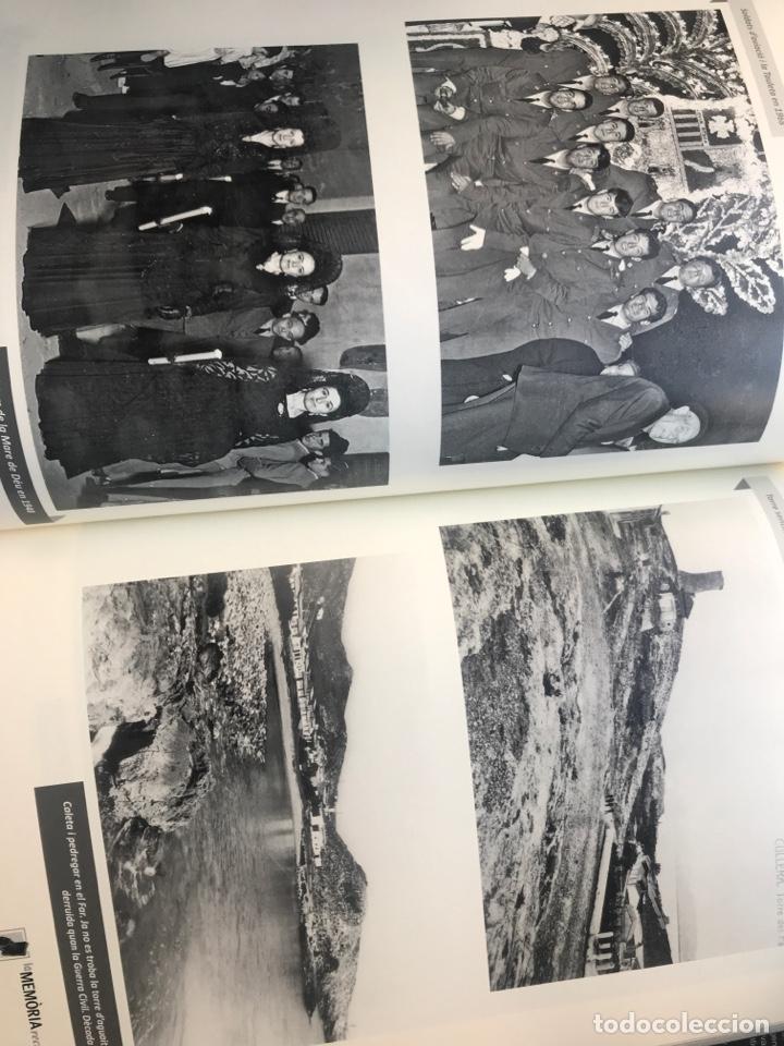 Arte: Envío 8€. Libro LA MEMORIA RECUPERADA Valencia Terra i Mar mide34x25cm con 250pag. + tapas duras - Foto 5 - 254182140