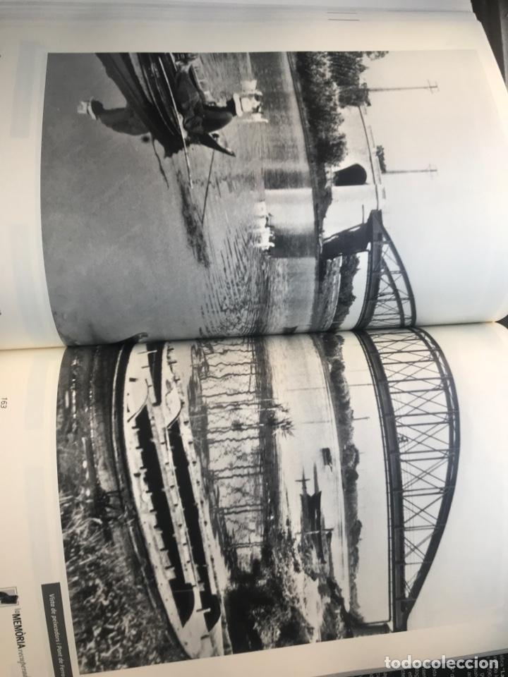 Arte: Envío 8€. Libro LA MEMORIA RECUPERADA Valencia Terra i Mar mide34x25cm con 250pag. + tapas duras - Foto 7 - 254182140