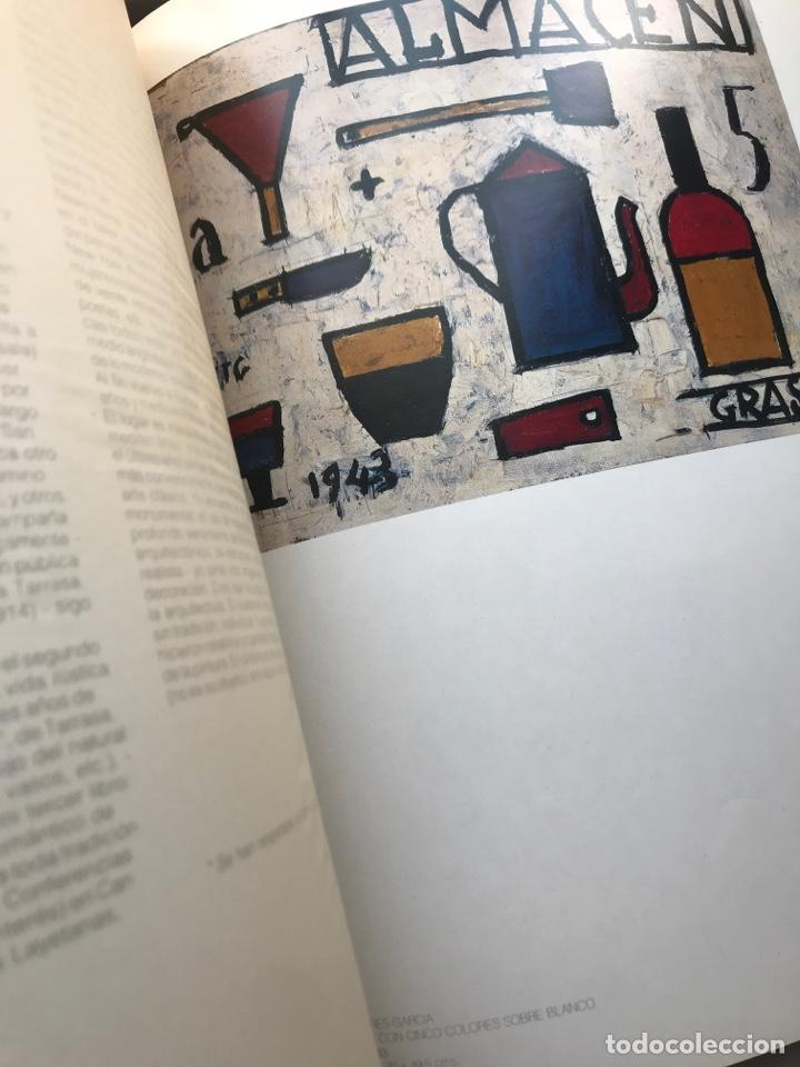Arte: Envió 8€. Catalogo 8 artistas galería FERNANDO QUINTANA. 44 pag. mas cubiertas. mide 29x24,5cm. .... - Foto 5 - 254920675