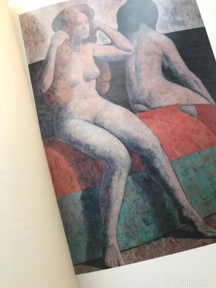 Arte: Envió 8€. Catalogo 8 artistas galería FERNANDO QUINTANA. 44 pag. mas cubiertas. mide 29x24,5cm. .... - Foto 6 - 254920675