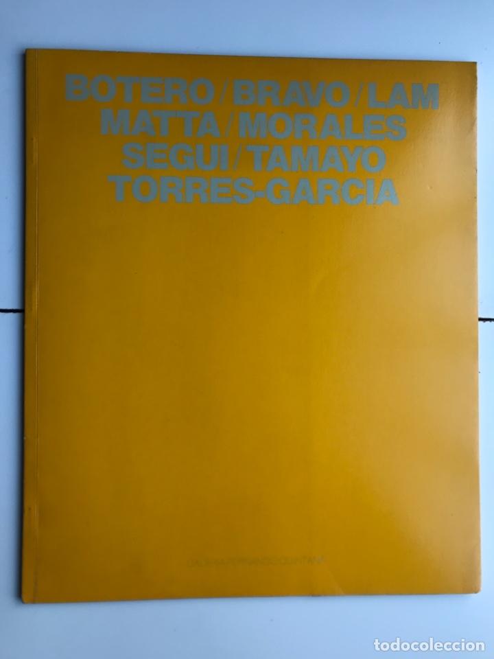 ENVIÓ 8€. CATALOGO 8 ARTISTAS GALERÍA FERNANDO QUINTANA. 44 PAG. MAS CUBIERTAS. MIDE 29X24,5CM. .... (Arte - Catálogos)