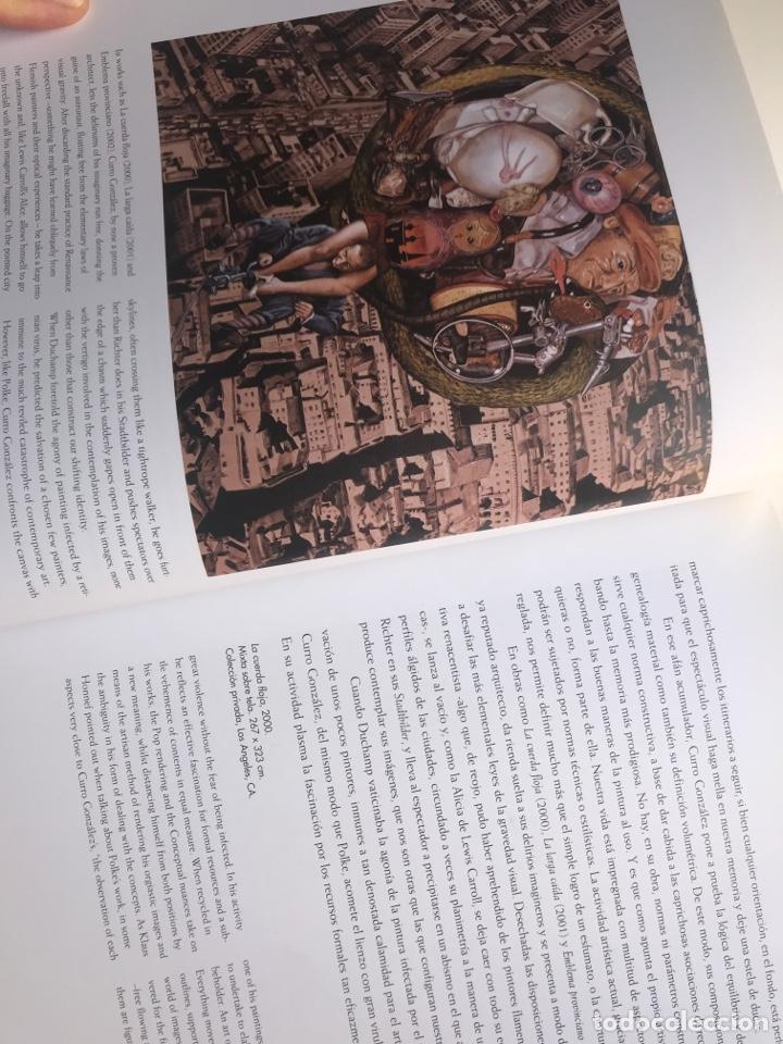 Arte: Envió 8€. Catalogo de CURRO GONZALEZ de 56 pag. mas cubierta con solapa, mide 26x22,5cm - Foto 3 - 254880480