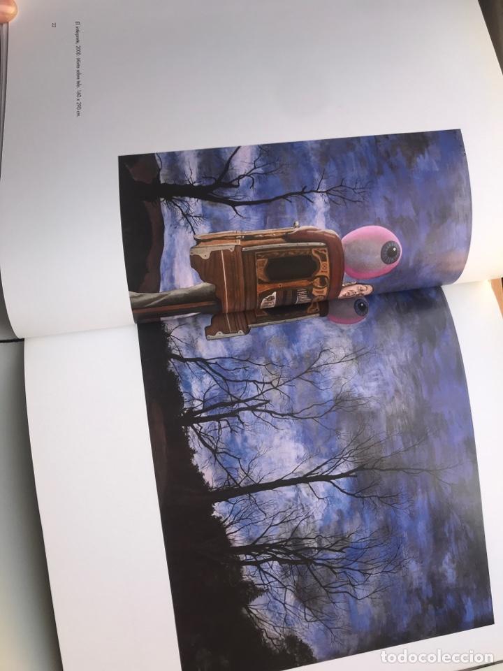 Arte: Envió 8€. Catalogo de CURRO GONZALEZ de 56 pag. mas cubierta con solapa, mide 26x22,5cm - Foto 5 - 254880480