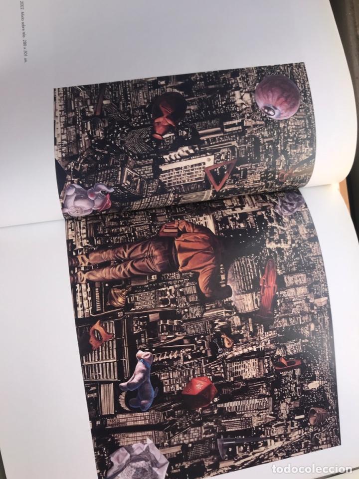 Arte: Envió 8€. Catalogo de CURRO GONZALEZ de 56 pag. mas cubierta con solapa, mide 26x22,5cm - Foto 6 - 254880480