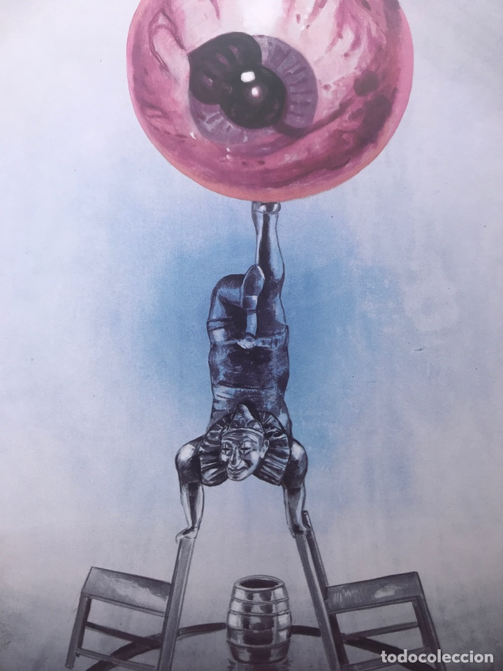 Arte: Envió 8€. Catalogo de CURRO GONZALEZ de 56 pag. mas cubierta con solapa, mide 26x22,5cm - Foto 7 - 254880480