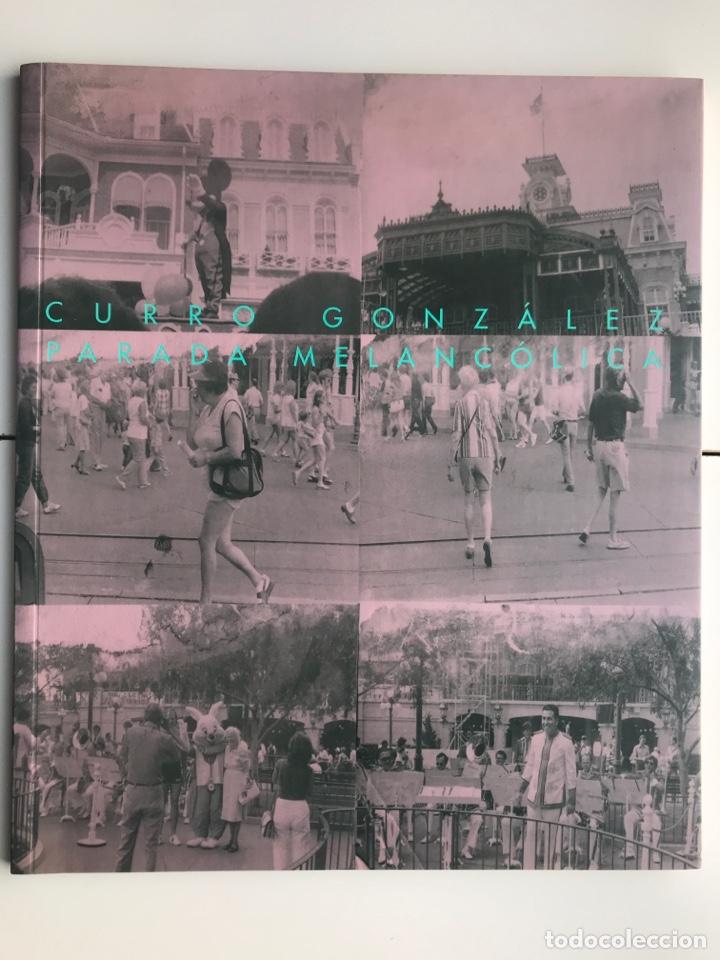 ENVIÓ 8€. CATALOGO DE CURRO GONZALEZ DE 56 PAG. MAS CUBIERTA CON SOLAPA, MIDE 26X22,5CM (Arte - Catálogos)