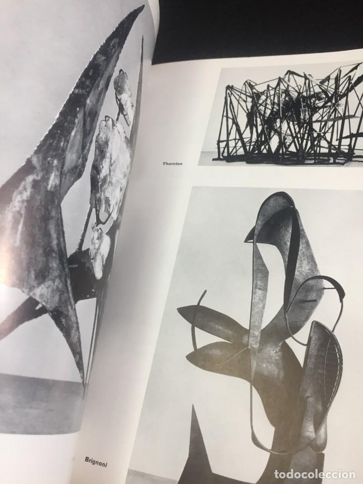Arte: Kunsthalle Bern: Eisenplastik 2 Juli 7 August 1955, catalogo exposición esculturas de hierro Berna - Foto 6 - 255951415