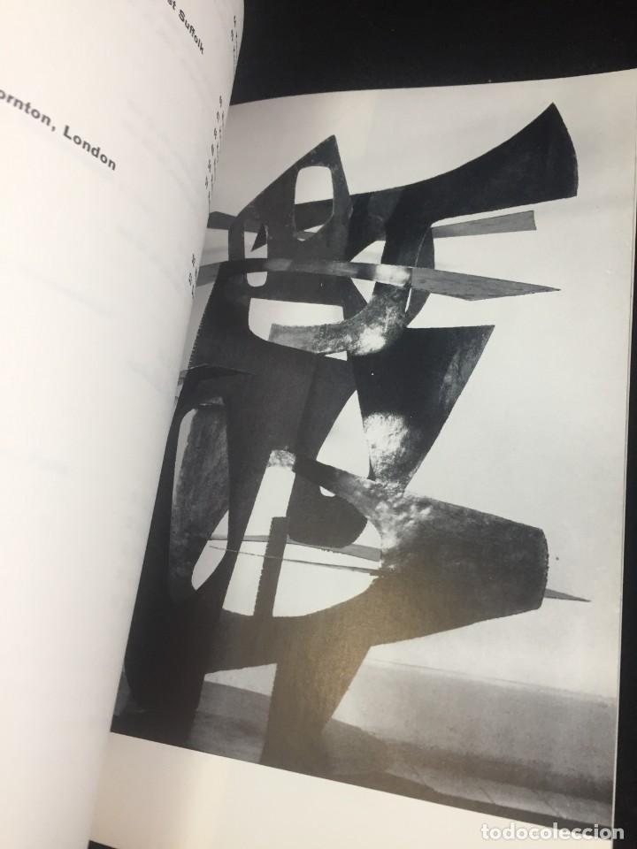 Arte: Kunsthalle Bern: Eisenplastik 2 Juli 7 August 1955, catalogo exposición esculturas de hierro Berna - Foto 7 - 255951415