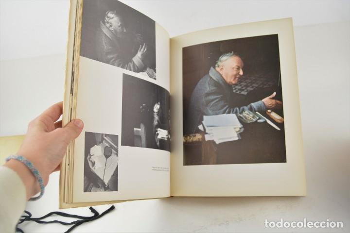 Arte: Pujols per Dalí, 1974, Editorial Ariel, Fundació Picasso - Raventós, Barcelona. 31,5x24,5cm - Foto 3 - 255972300