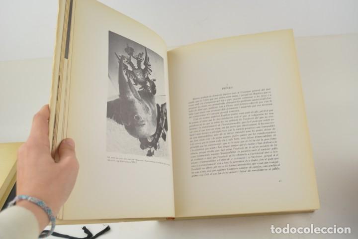 Arte: Pujols per Dalí, 1974, Editorial Ariel, Fundació Picasso - Raventós, Barcelona. 31,5x24,5cm - Foto 4 - 255972300