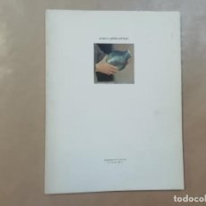 Arte: JOSEP LLORENS ARTIGAS - PALAU VIRREINA - BARCELONA 1982 -(L1). Lote 257352235