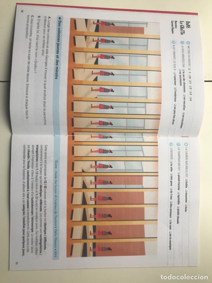 Arte: Envió 8€. Catalogo FONDATION LOUIS VUITTON carnet de jeux mide 21x15cm, 22pag mas cubiertas - Foto 4 - 257380805