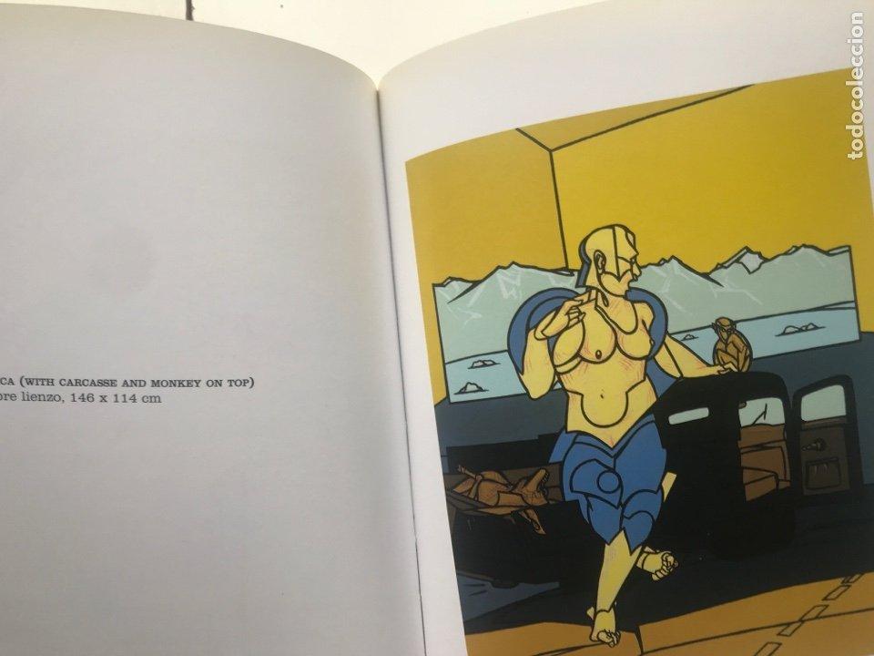 Arte: Envió 8€. Catalogo Rosalia Sender VALERIO ADAMI 21x15cm, 52pag mas cubiertas - Foto 2 - 257381340