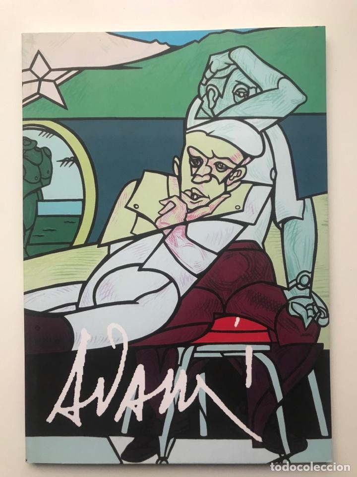 ENVIÓ 8€. CATALOGO ROSALIA SENDER VALERIO ADAMI 21X15CM, 52PAG MAS CUBIERTAS (Arte - Catálogos)