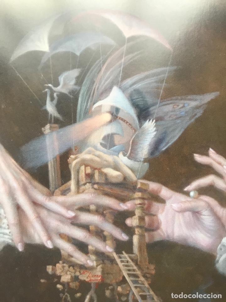 Arte: Envió 8€. Catalogo Galería Pizarro ALEWX ALEMANY 20x20cm, 8 Pag - Foto 3 - 257383255