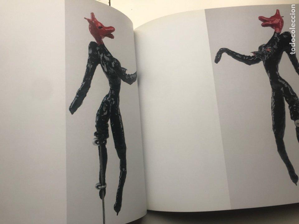 Arte: Envió 8€. Catalogo Galería Edgar Neville ANGELA BASSANO 21x21cm,60 Pag mas portadas - Foto 2 - 257383820