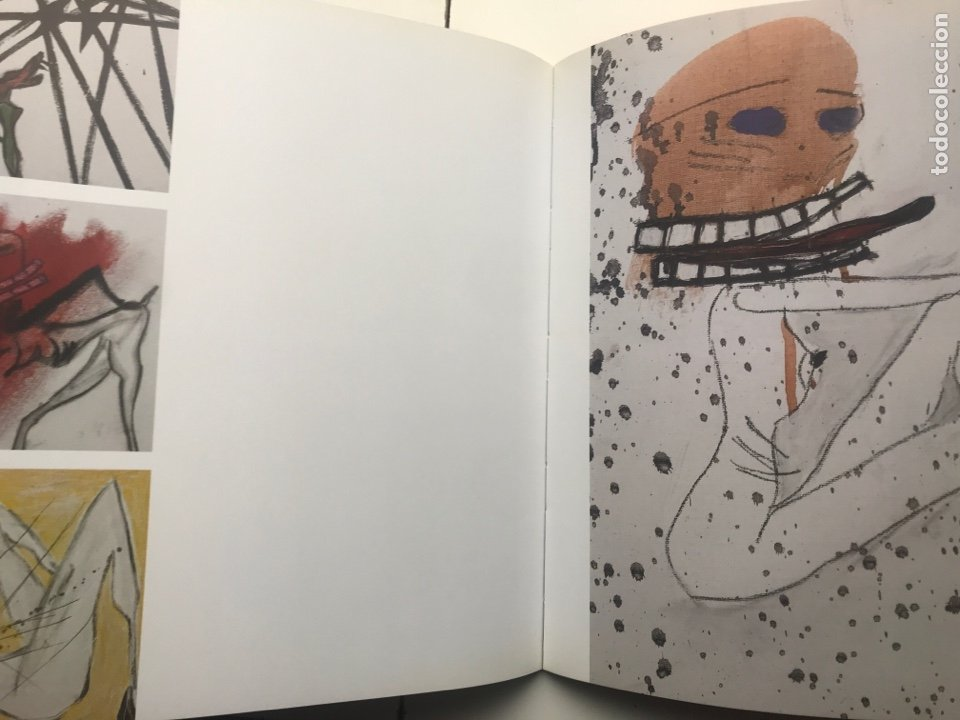 Arte: Envió 8€. Catalogo Galería Edgar Neville ANGELA BASSANO 21x21cm,60 Pag mas portadas - Foto 3 - 257383820