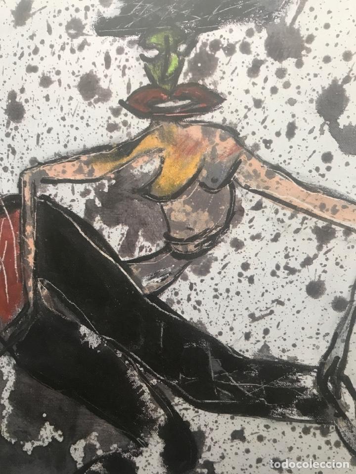Arte: Envió 8€. Catalogo Galería Edgar Neville ANGELA BASSANO 21x21cm,60 Pag mas portadas - Foto 4 - 257383820