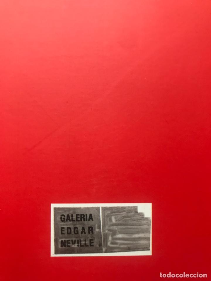 Arte: Envió 8€. Catalogo Galería Edgar Neville ANGELA BASSANO 21x21cm,60 Pag mas portadas - Foto 6 - 257383820