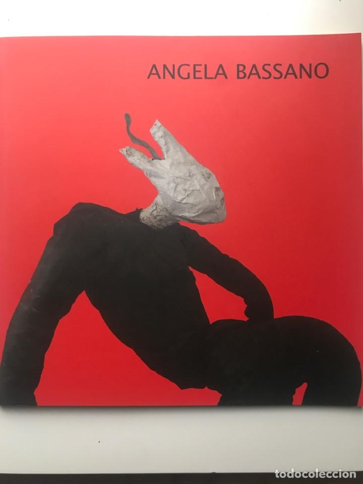 ENVIÓ 8€. CATALOGO GALERÍA EDGAR NEVILLE ANGELA BASSANO 21X21CM,60 PAG MAS PORTADAS (Arte - Catálogos)