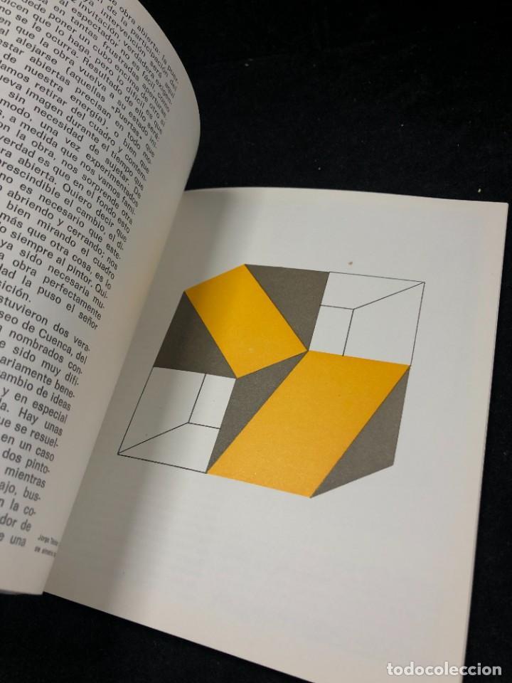 """Arte: Arte Último, La """"Nueva Generación"""" en la escena española. Juan Antonio Aguirre. 1969 1ª edición - Foto 9 - 259756445"""