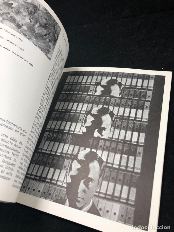 """Arte: Arte Último, La """"Nueva Generación"""" en la escena española. Juan Antonio Aguirre. 1969 1ª edición - Foto 10 - 259756445"""