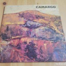 Arte: JESÚS CAMARGO. OBRES 1994 - 2004 (CLAUSTRE DE SANT ANTONIET, AJUNTAMENT DE PALMA). Lote 259850175