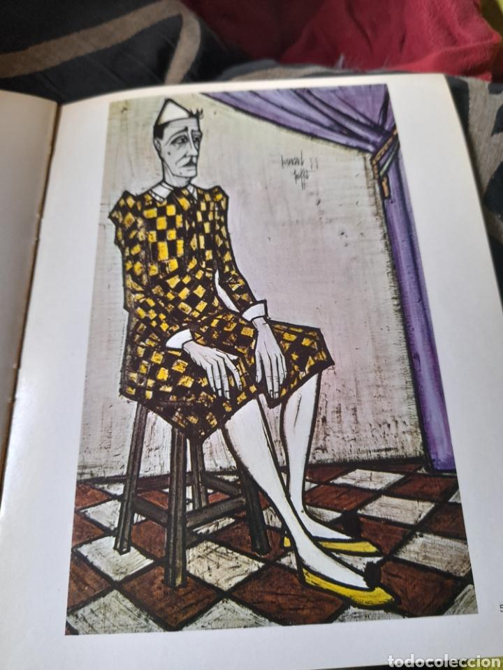 Arte: Catálogo de la Exposición de Bernard Buffet,Galería Biosca 1974 - Foto 4 - 259859460