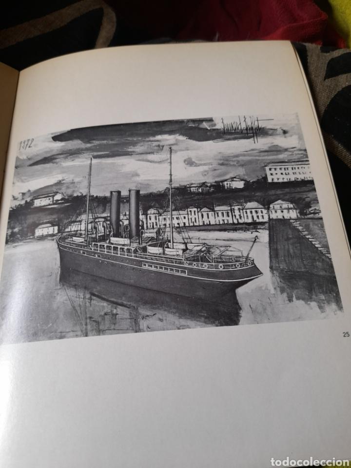 Arte: Catálogo de la Exposición de Bernard Buffet,Galería Biosca 1974 - Foto 5 - 259859460