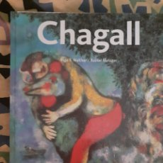 Arte: CHAGALL. I. F. WALTHER Y RAINER METZGER. TASCHEN 1996. 93 PGS. TAPA CARTONE.. Lote 260845715