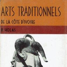 Arte: ARTS TRADITIONNELS DE LA CÔTE D'IVOIRE. Lote 260869610