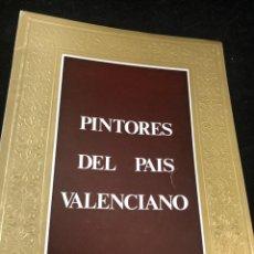 Arte: PINTORES DEL PAIS VALENCIANO EXPOSICION INAUGURAL DE LA GALERIA ARTS 1973, ILUSTRADO. Lote 261520975
