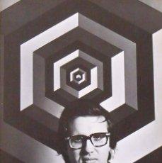 Arte: YTURRALDE. RENÉ METRAS. 1970. BARCELONA. ILUSTRADO. 8 PÁGINAS. 23X16 CM. DESPLEGABLE.. Lote 262909925