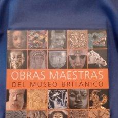 Arte: CATÁLOGO BRITISH MUSEUM (ORIGINAL EN ESPAÑOL). 2012. Lote 262970280