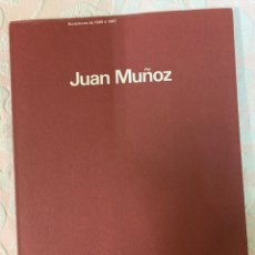 Arte: JUAN MUÑOZ. Lote 263190320