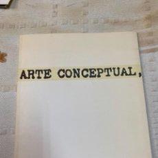 Arte: ARTE CONCEPTUAL. Lote 263761900