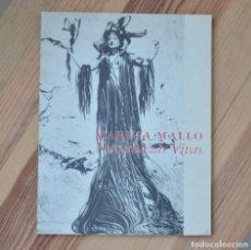 Arte: MARUJA MALLO NATURALEZAS VIVAS 1941 - 1944 CATALOGO 2002 FUNDACIÓN CAIXA GALICIA. Lote 264163384