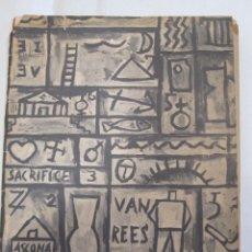 Arte: JOAQUIN TORRES GARCIA STEDELIJK MUSEUM. AMSTERDAM DICIEMBRE 1961 – ENERO 1962. Lote 265972668