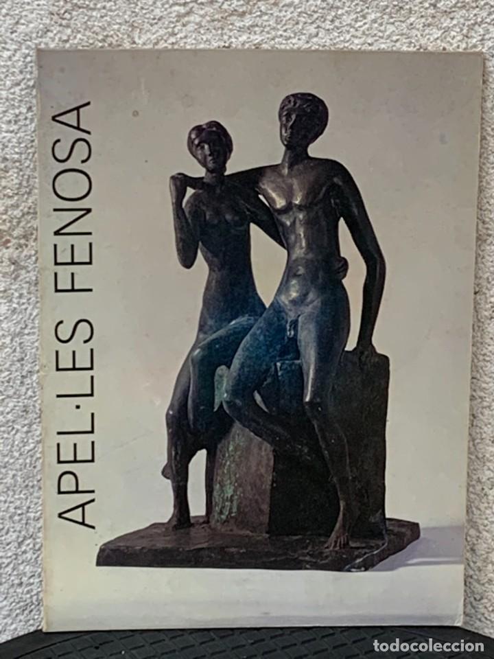 APEL LES FENOSA 1989 FISA 29X21CMS (Arte - Catálogos)